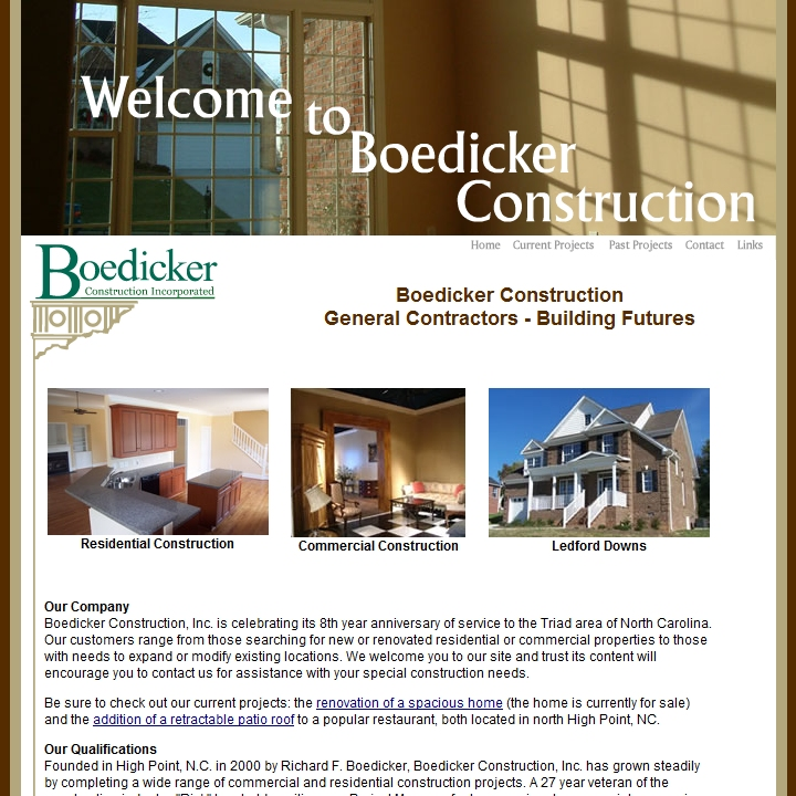 Builders, Trades and Suppliers Web development and Design ...